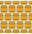 Barrel pattern vector image