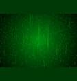 binary matrix code vector image