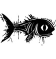 Woodblock Fish
