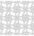 arabic ornament decorative seamless pattern vector image vector image