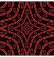 Design geometric decorative pattern vector image