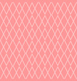 pink tile pattern for seamless decoration vector image