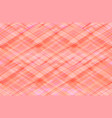 seamless abstract texture with diagonal oval lines vector image vector image