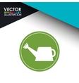 watering icon design vector image