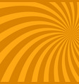 Geometric abstract spiral ray background - design