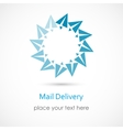 Mail Delivery vector image
