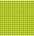 Green ginkgo biloba leaves seamless pattern vector image vector image