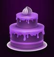 Torte vector image