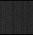 streaky black denim seamless pattern vector image