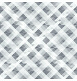 gray seamless abstract pattern of triangles vector image vector image