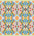 seamless geometric pattern decorative abstract vector image