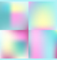 Sweet color blurred background set pastel color