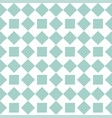 blue square pattern design white background vector image