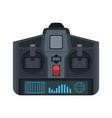 Drone remote control wireless device icon