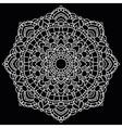 Round lace pattern Mandala