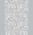 vintage baroque ornamented background vector image vector image
