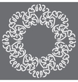 frame lace vector image
