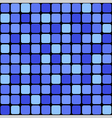 blue pile vector image