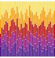 Chart stripes vector | Price: 1 Credit (USD $1)