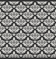 damask seamless pattern for design vintage vector image vector image