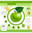 Education Template vector image vector image