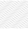 seamless wavy elegant pattern weave vector image vector image