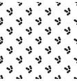 three pills pattern vector image vector image