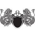 Black Heraldry Design