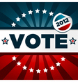 Patriotic voting poster vector | Price: 1 Credit (USD $1)