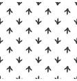 Seamless pattern animal foot background