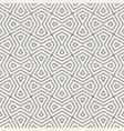 seamless geometric pattern modern simple vector image