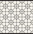 seamless pattern repeating geometric rhombus vector image