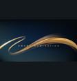 award nomination ceremony luxury background vector image