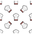 Kitchen flat icon pattern vector image vector image