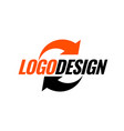 logo design element vector image