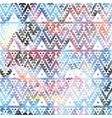 Tribal galaxy seamless pattern vector image vector image