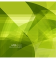 Abstract background with green stripes vector image vector image