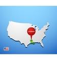 Louisiana vector image vector image