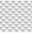 wicker white background vector image vector image