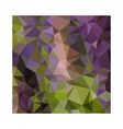 Palatinate Purple Abstract Low Polygon Background vector image