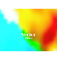 blue and yellow gradient abstract backgroun vector image vector image