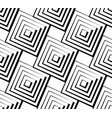 square pattern series seamlessly repeatable vector image vector image