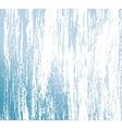 Light blue grunge background vector image vector image