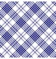 Seamless tartan plaid pattern in stripes of dark vector image vector image