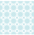 Seamless pattern of geometric elements vector image vector image