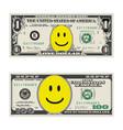 Happy money is theme this graphic