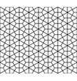 seamless geometric pattern in style kumiko vector image vector image