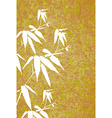 Zen Bamboo vintage painting poster