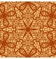 Seamless ornamental mandala background wallpaper vector image vector image