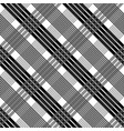 checkered seamless pattern background vector image
